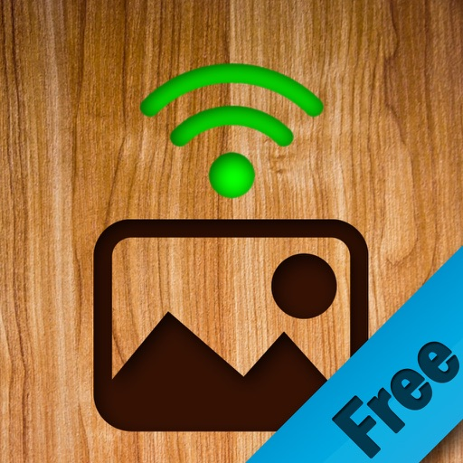 Wifi Photo Free icon