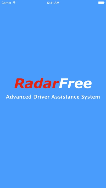 RadarFree screenshot-4