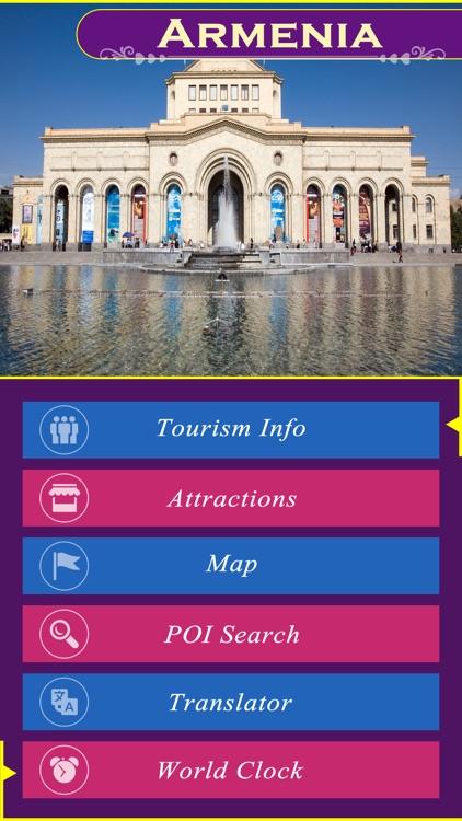 Armenia Tourism Guide