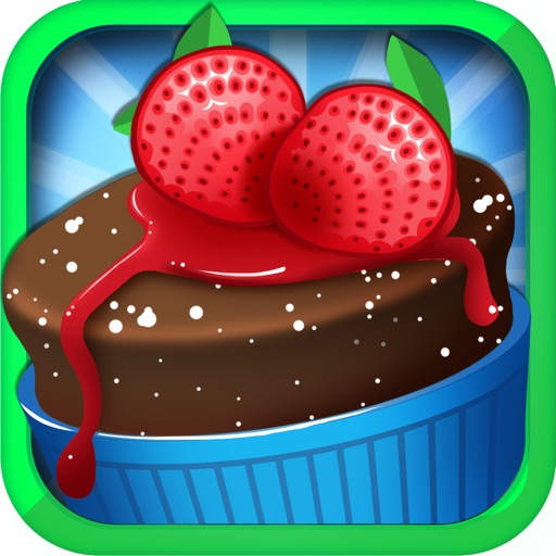 Awesome Souffle Cupcake Ice Cream Dessert Baker Maker - baking games for kids