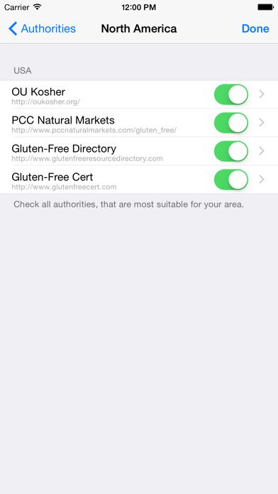 Is It Gluten Free? screenshot four