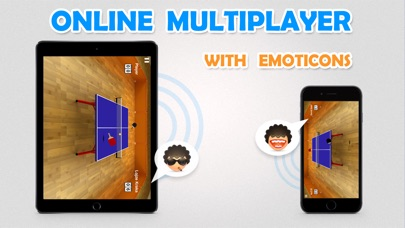 Virtual Table Tennis screenshot1