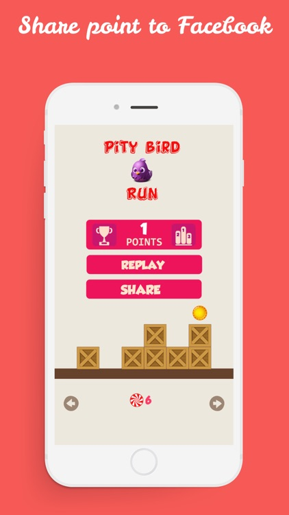 Pity Bird Run