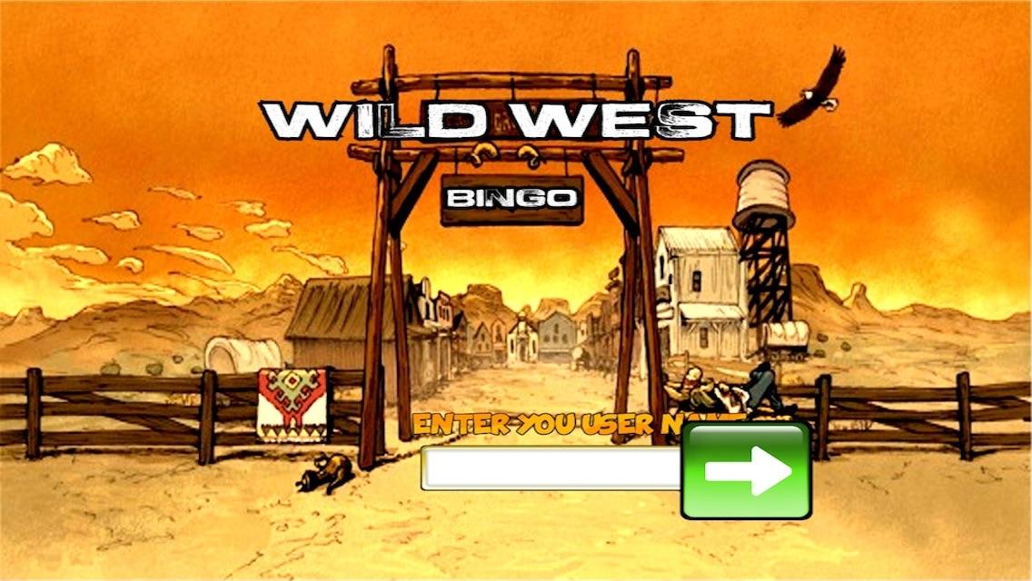 Wild West Bingo - Free Casino Game & Feel Super Jackpot Party and Win Mega-millions Prizes! Screenshot
