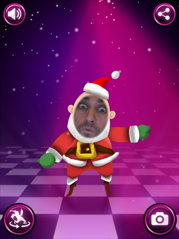 Screenshot #3 for I Am Santa - Dance and Take Pictures