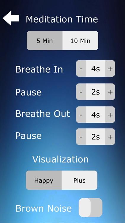 Bio - Breathe In & Out, Meditation/Visualization