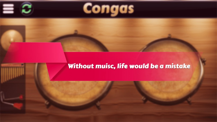 Garage Virtual Congas & Bongos screenshot-3