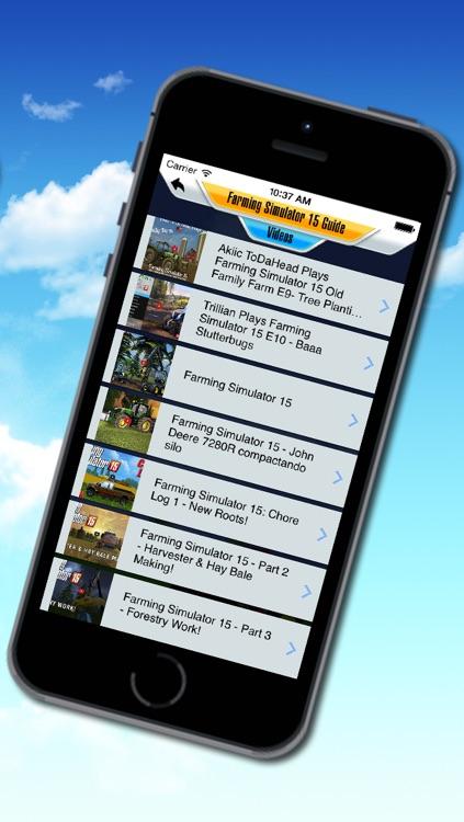 Ultimate Guide For Farming Simulator 15 (Unofficial) screenshot-4