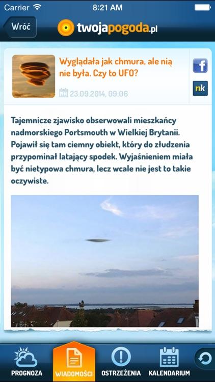 TwojaPogoda screenshot-3