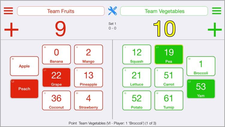 Volleyball Referee: The Advanced Scoreboard System screenshot-0