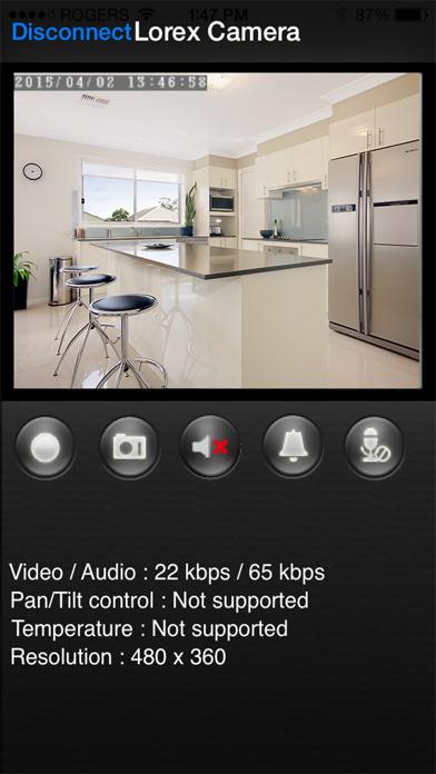 Lorex Ping by LOREX TECHNOLOGY INC  (iOS, United States
