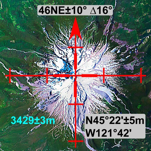 MapTool - GPS, Compass, Altitude, Speedometer, UTM, MGRS and Magnetic Declination