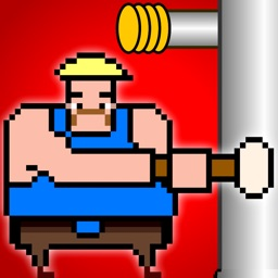 A Fat Furious Plumberman Attempt - Help him Achieve his Target!