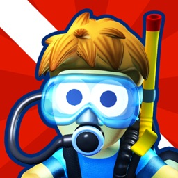 DiveMaster - Guide scuba divers in the best underwater deep sea diving adventure game, collect and share photos about ocean animals