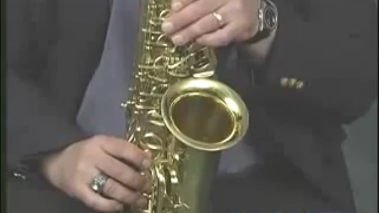 Learn To Play The Saxophone screenshot-4