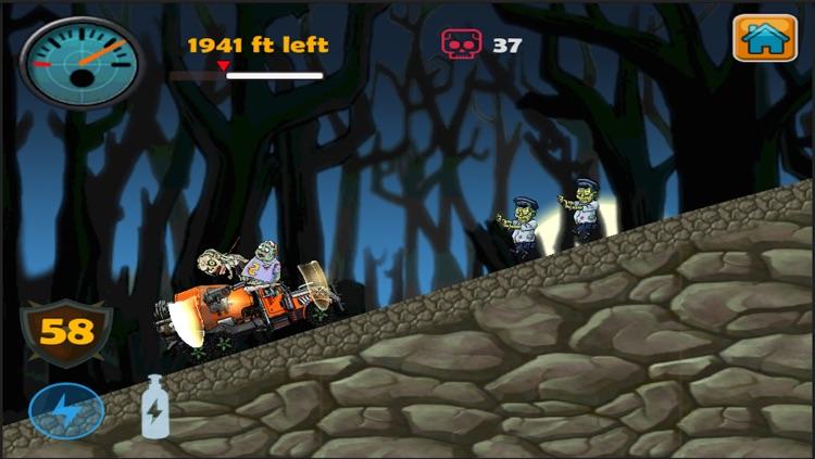 Zombie Racer  2 screenshot-3