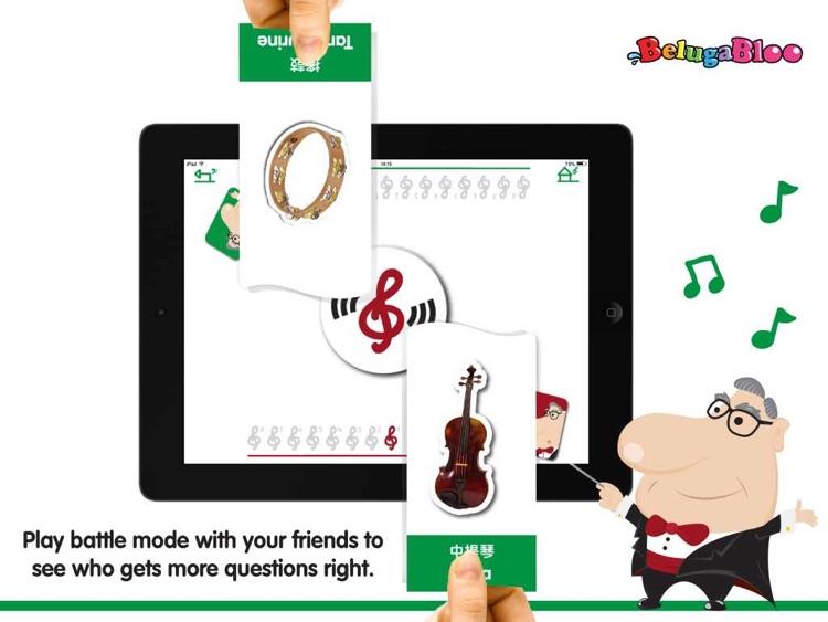 Little Musician - Musical Instruments screenshot-3