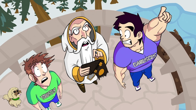 Tobuscus Adventures: Wizards