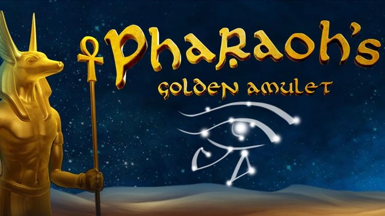 Hidden Objects: Pharaoh's Golden Amulet screenshot-0