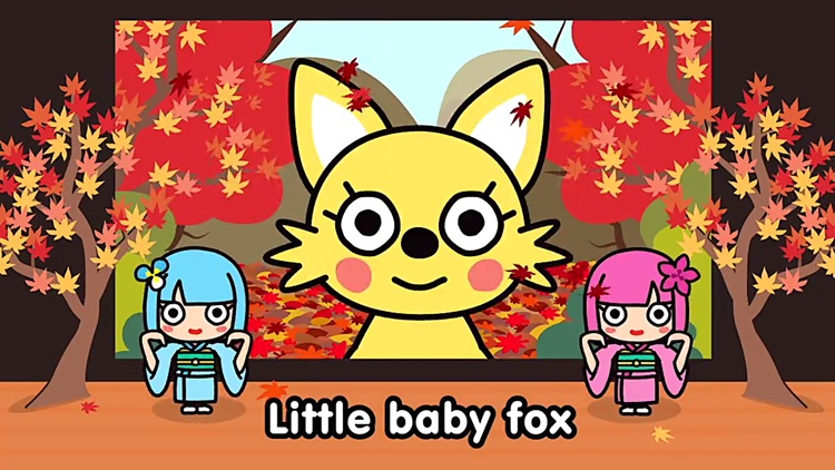 Little fox (FREE)  - Jajajajan Kids Song series