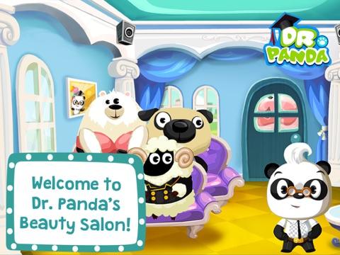 Screenshot #1 for Dr. Panda Beauty Salon