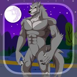 Alpha Werewolf vs. Scary Vampire FREE - Bullseye Arrow Shooter Show-Down