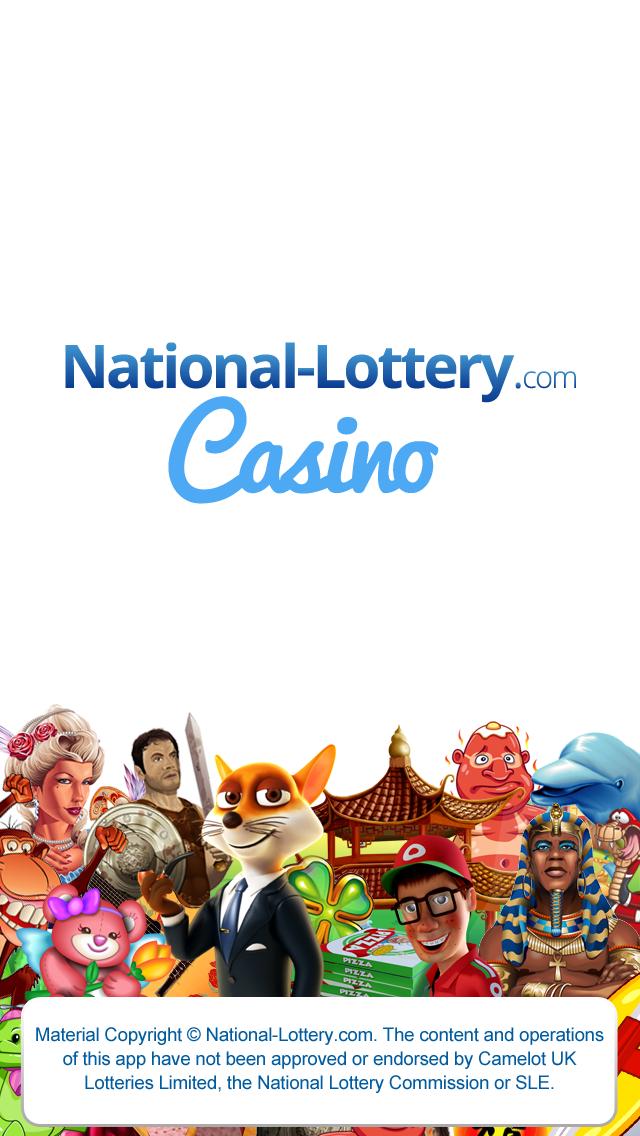 National-Lottery.com Casino screenshot one