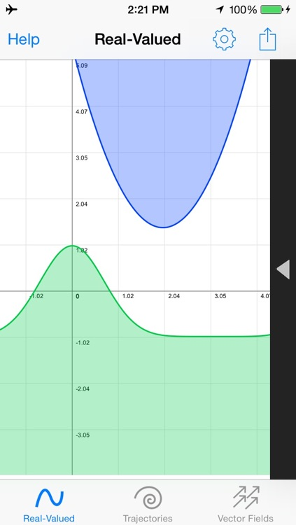 GraphMe Lite: Graphing Calculator screenshot-4