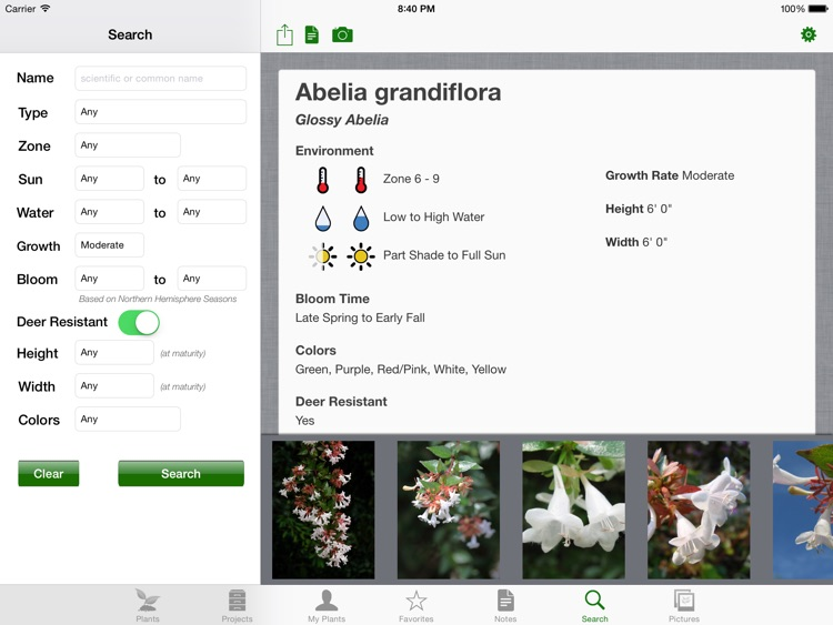 Landscaper's Companion for iPad screenshot-3