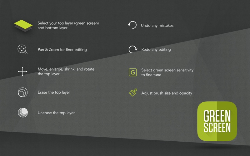 Green Screen Studio Pro Screenshot
