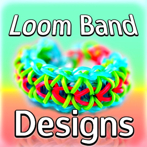 Loom Band Designs for Rainbow Loom