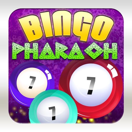 Bingo Pharaoh 2 – Free Jackpot Fun icon