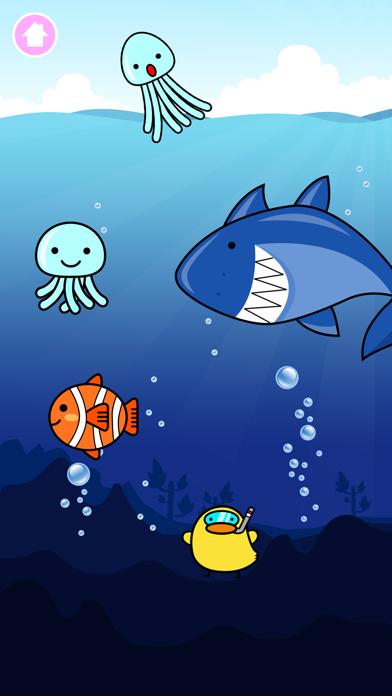 タッチで遊ぼう!ひよこランド - 子ども・赤ちゃん・幼児向けの無料ゲームアプリのおすすめ画像2