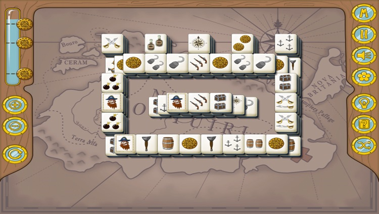 Pirate Mahjong Free screenshot-4