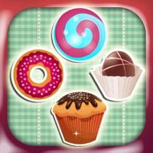 Juicy Pop! - Sweet Cookie Wunderland Match 3 Jam