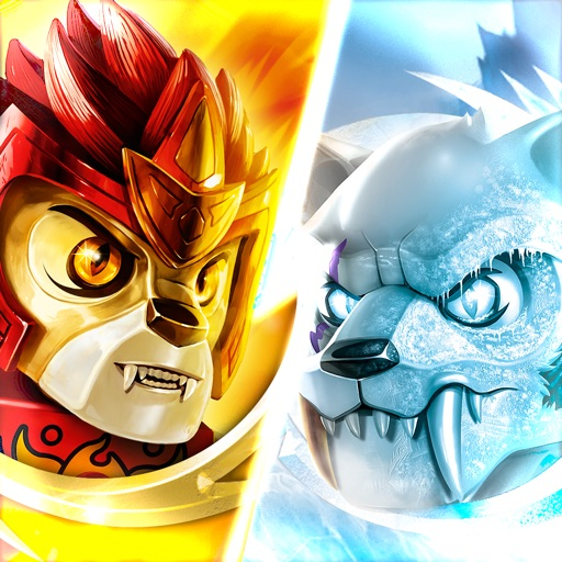 LEGO® Legends of Chima: Tribe Fighters icon