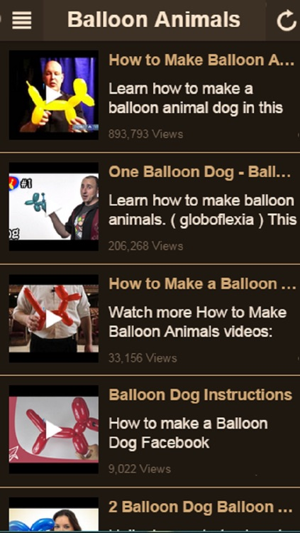 Balloon Animal Instructions – Learn How to Make Balloon Animals