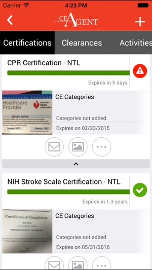 CEAgent – Continuing Education tracking for your professional ...