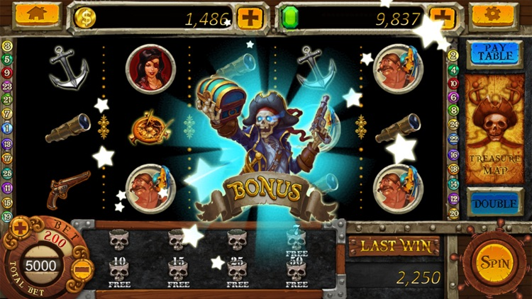Pirate Slots™ screenshot-0