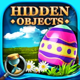 Hidden Objects - Easter Secrets Egg Hunter