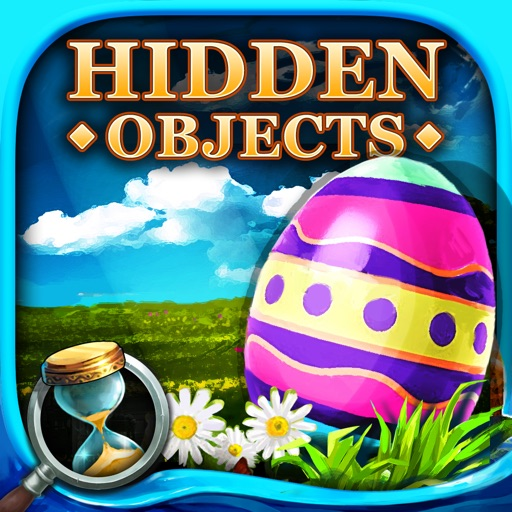 Hidden Objects - Easter Secrets Egg Hunter