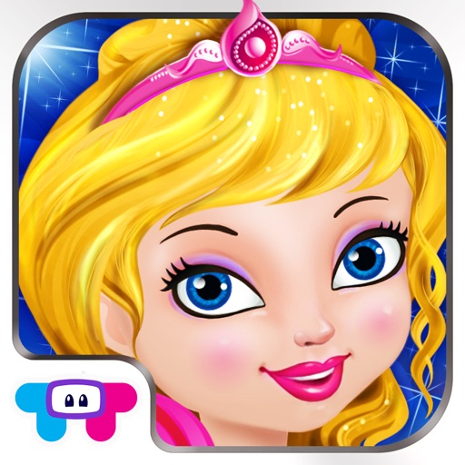 Tiny Princess Thumbelina - Photo Fun, Dress Up, Makeup & Card Maker Game