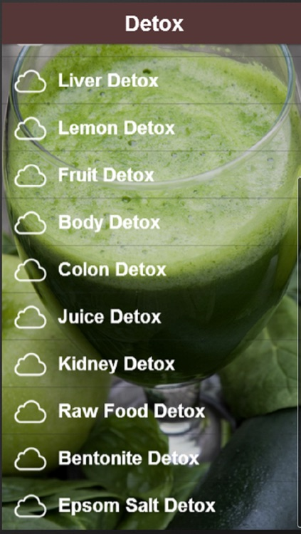 Detox Cleanse - Learn How To Detox Your Body