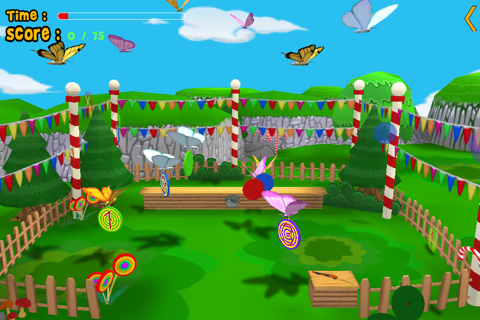 rabbits of my kids - free screenshot 2