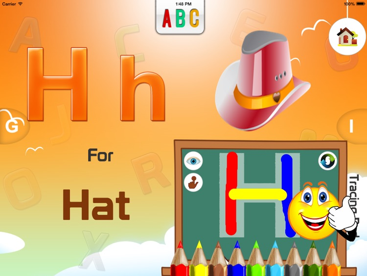 ABC Interactive Flash Cards screenshot-4