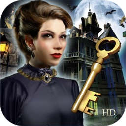 Antique Mysterious House HD - hidden objects puzzle game