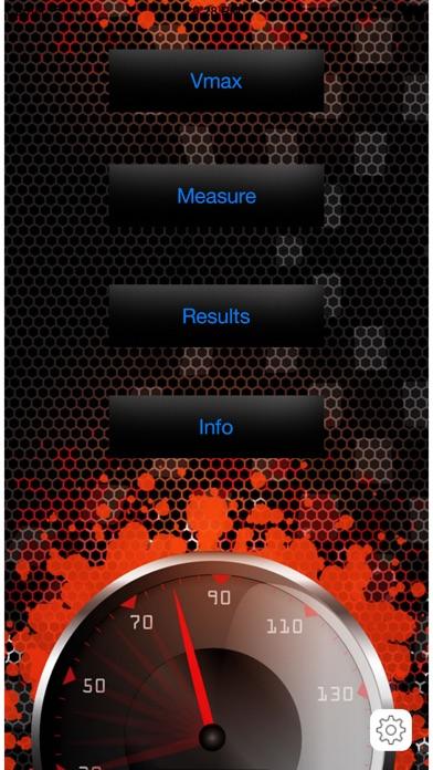 Vmax GPS Speed Box screenshot one