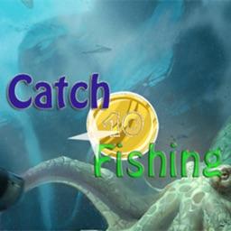 Catch fishing game