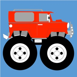 Monster Truck Ultimate Jump : Smash Cars and Jump over Pits