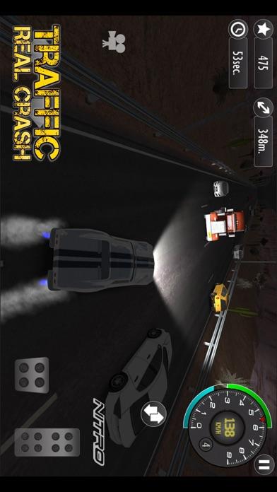 Real Racer Crash Traffic 3Dのおすすめ画像3